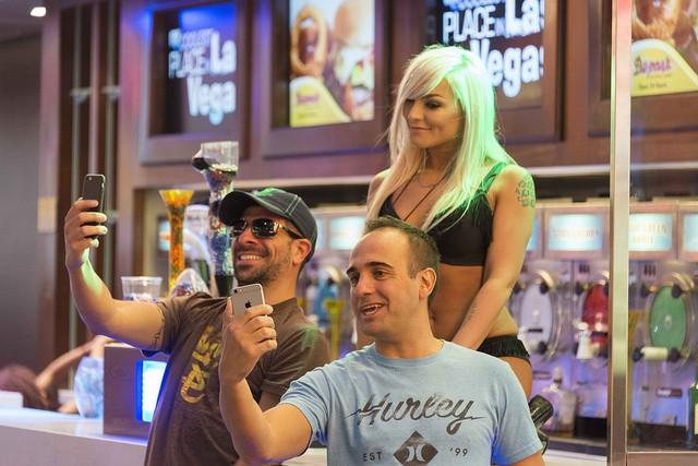 Las Vegas, via Flickr. - VIA BOB DASS - FLICKR