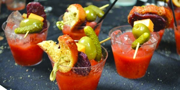 Tickets come with unlimited Bloody Mary tastings.