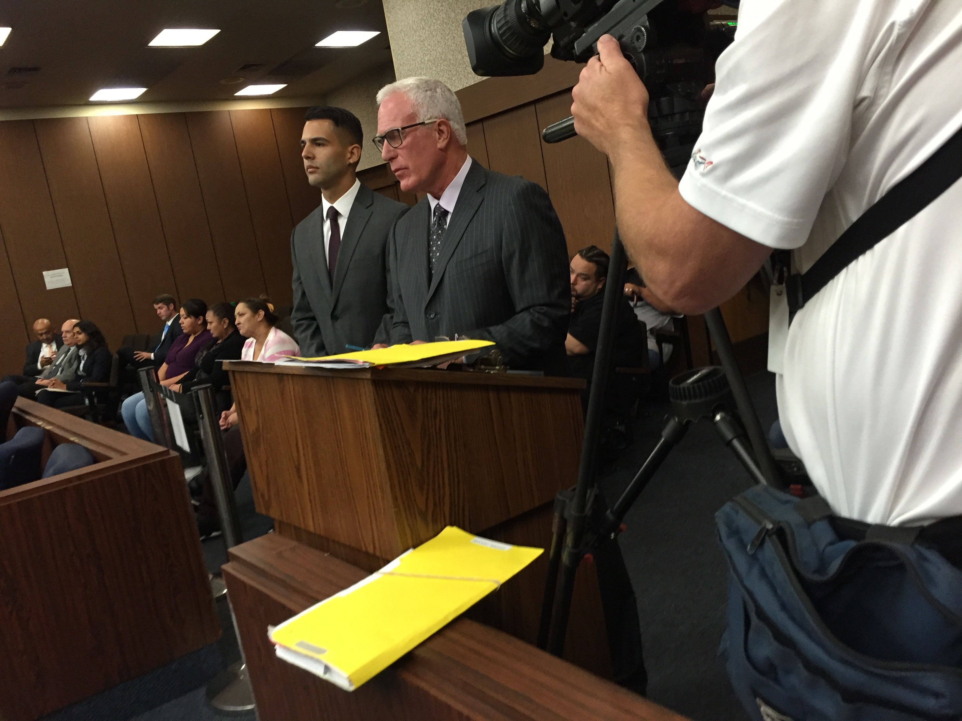 cop facing felony charges in oakland pd sex abuse case says he click to enlarge cop giovanni loverde left his attorney michael cardoza ali winston