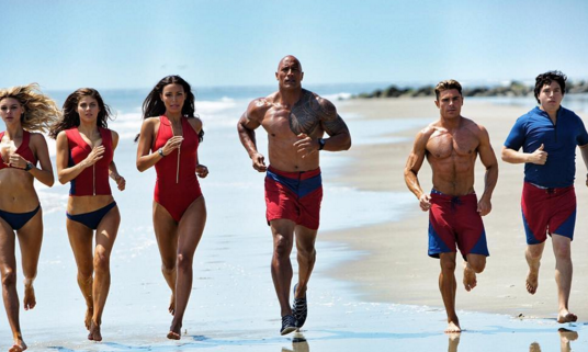 Baywatch: Where every scene is basically a mini-movie trailer. In a bad way.