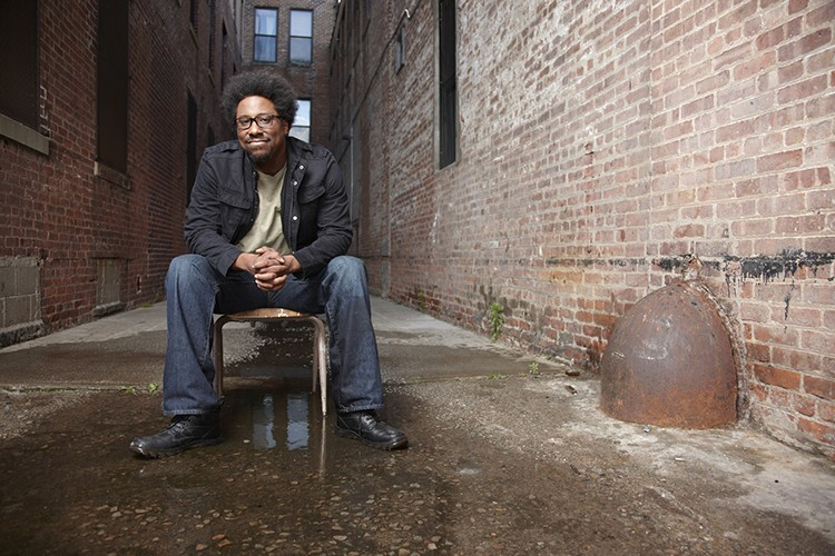 Kamau Bell - PHOTO BY MATTHIAS CLAMER