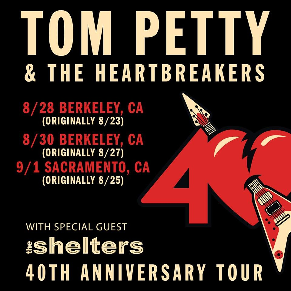 tom petty and the heartbreakers in berkeley show preview. Black Bedroom Furniture Sets. Home Design Ideas