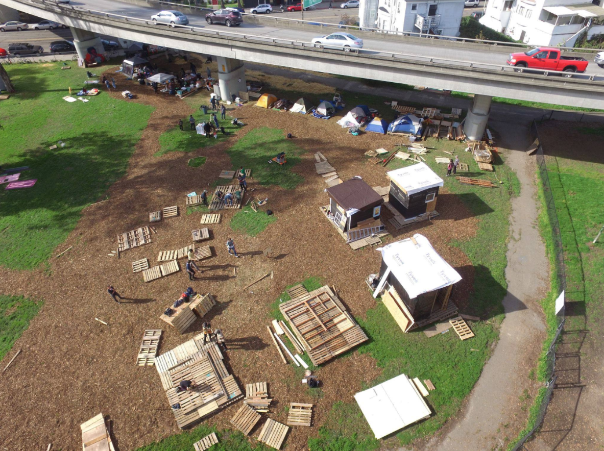 Oakland Approves \'Safe Havens\' for Homeless Camps and Services ...