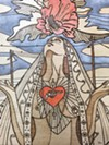 """""""Yehnana Maria"""" by Rosesharon Oates"""