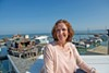 Cindy Laberge is among harbor residents who are negotiating with the new owners for a mutually beneficial outcome.