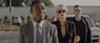 David Oyelowo, Charlize Theron, and Joel Edgerton are down on the pharma in <i>Gringo.</i>