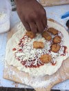 One person used chicken nuggets as a pizza topping.