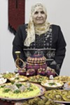 Lamees Dahbour started cooking Palestinian cuisine at age 11.
