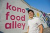 George Dy is the producer of KONO Food Alley.