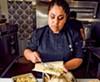 Ofelia Barajas has built the menu of La Guerrera's Kitchen around corn.