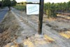 "This ""sustainable"" vineyard appears to use herbicides."