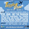 First Annual Thizzler Jam Comes to Oakland in August
