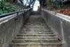 A secret staircase.