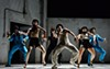 Kidd Pivot and Electric Company Theatre perform <i>Betroffenheit</i> at Zellerbach Hall in March.