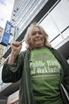 Activist Susan Harman is urging the city of Oakland to leave Wall Street and establish its own public bank — a move that, after years of discussion, actually might happen.