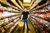 Before Noah Cho discovered Koreana Plaza, he would drive all the way to Santa Clara to buy Korean groceries.