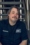 Drake's brewmaster John Gillooly.