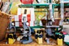 Turn random items into personal treasures at East Bay Depot For Creative Reuse.