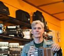 At Smythe's Accordion Center, the Squeezebox Business Booms