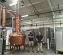 Oakland Gets Its First Whiskey Distillery Since Prohibition