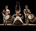 You Can't Beat Kodo At Zellerbach Hall