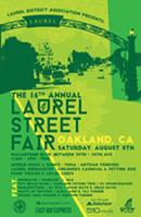 16th Annual Laurel Street Fair