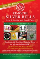 Kimochi Silver Bells Arts & Crafts and Food Faire
