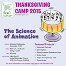 Thanksgiving Camp: The Science of Animation