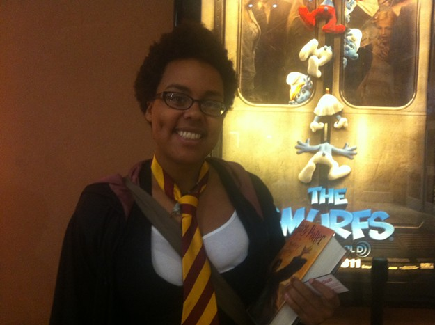 Harry Potter 7, Part 2 at the AMC Bay Street
