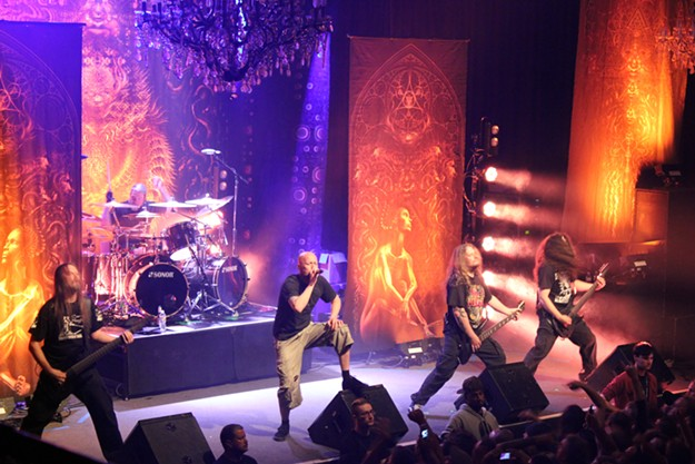Meshuggah at The Fillmore, 5/6