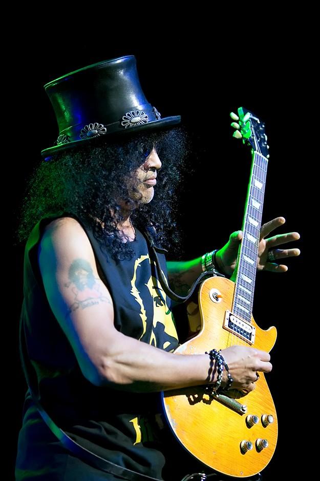 Slash at the Fox Theater, 10/2