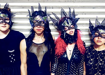 The West Coast Women's Darkwave Festival Stakes a Claim on the Night