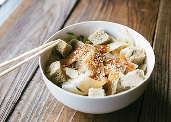 Wild Ginger Puts the Spotlight on Xi'an Flavors