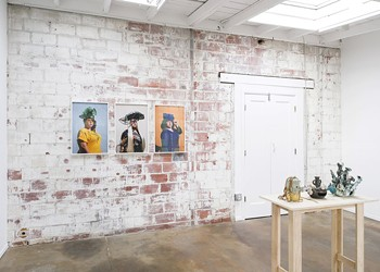 """Interface Gallery Exhibit """"Opening the Trap"""" Explores Hybrid Identities"""