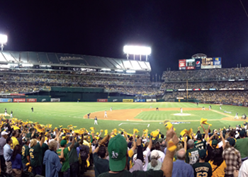 A's Off-Field Moves Build Winning Environment