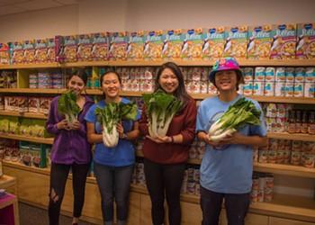 Inside UC Berkeley's Food Pantry