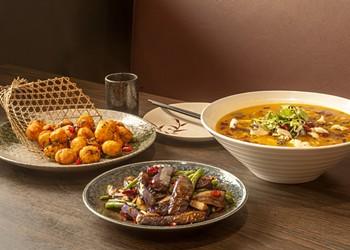 Wojia Hunan Cuisine Wows and Impresses