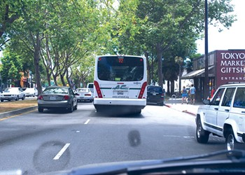 Planners Look to Enhance Transit on San Pablo Avenue