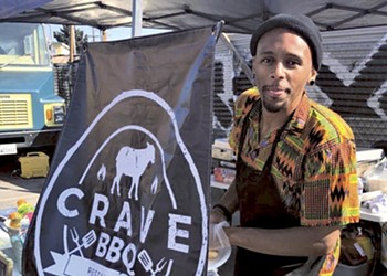 Crave BBQ Opens in Richmond