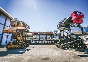 MegaBots Liquidates its Assets, Sells Giant Robot on eBay