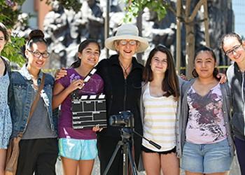 Oakland's Cinematic Summer Camp for Girls