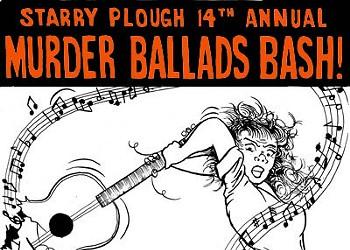 14th Annual Murder Ballads Bash
