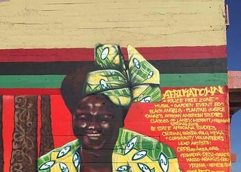Afrikatown's Anti-Gentrification Block Party