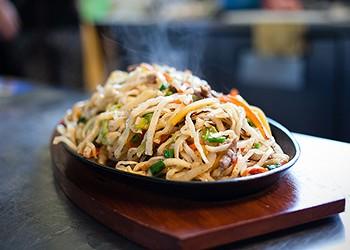 Togi's Serves Real Mongolian Food