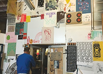 LoBot Gallery, Mainstay of Oakland's DIY Art and Music Scenes, to Shutter at End of Month