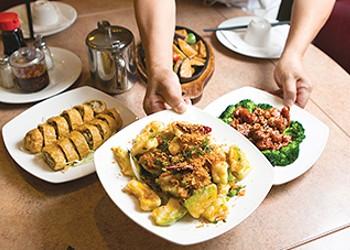 Veggie Lee in Hayward Goes Beyond Standard Chinese Vegetarian Fare