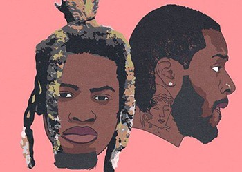 Denzel Curry & GoldLink at the Regency Ballroom
