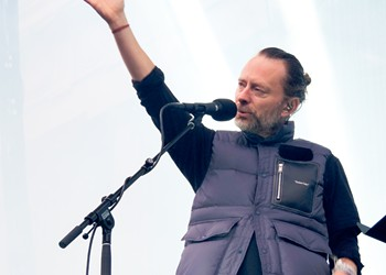REVIEW: Radiohead Marvels Sold-Out Crowd, Comments on Coachella Hiccups And Saturday's Alt-Right Brawl, During Its First Night in Berkeley