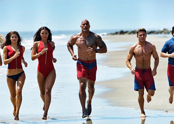 Nearly Every Scene In New <i>Baywatch</i> Appears Framed To Appease Corporate Sponsors