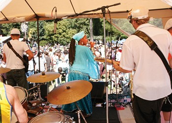 14th Annual Berkeley World Music Festival